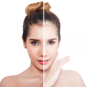Skin Lightening and Brightening Body Treatment